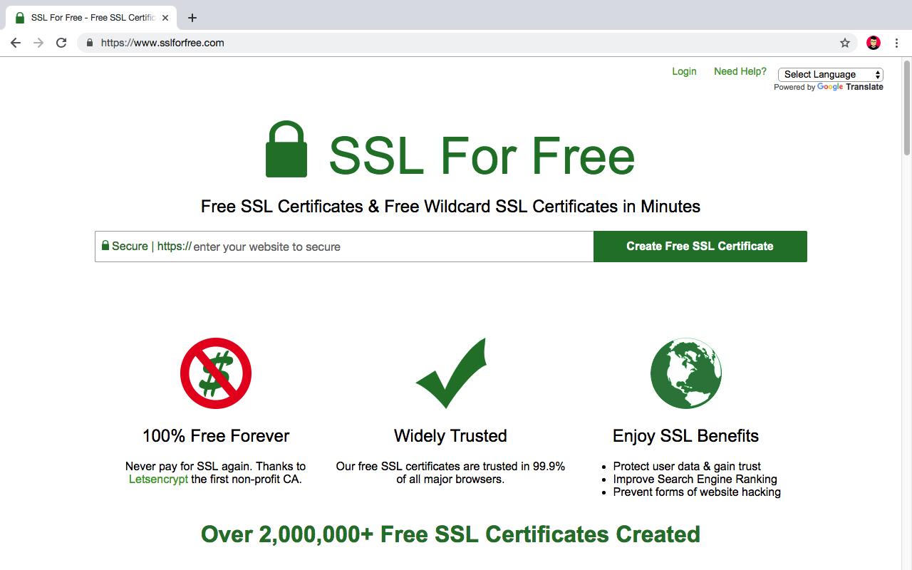 Instalando certificados SSL  completamente gratis usando Let's Encrypt